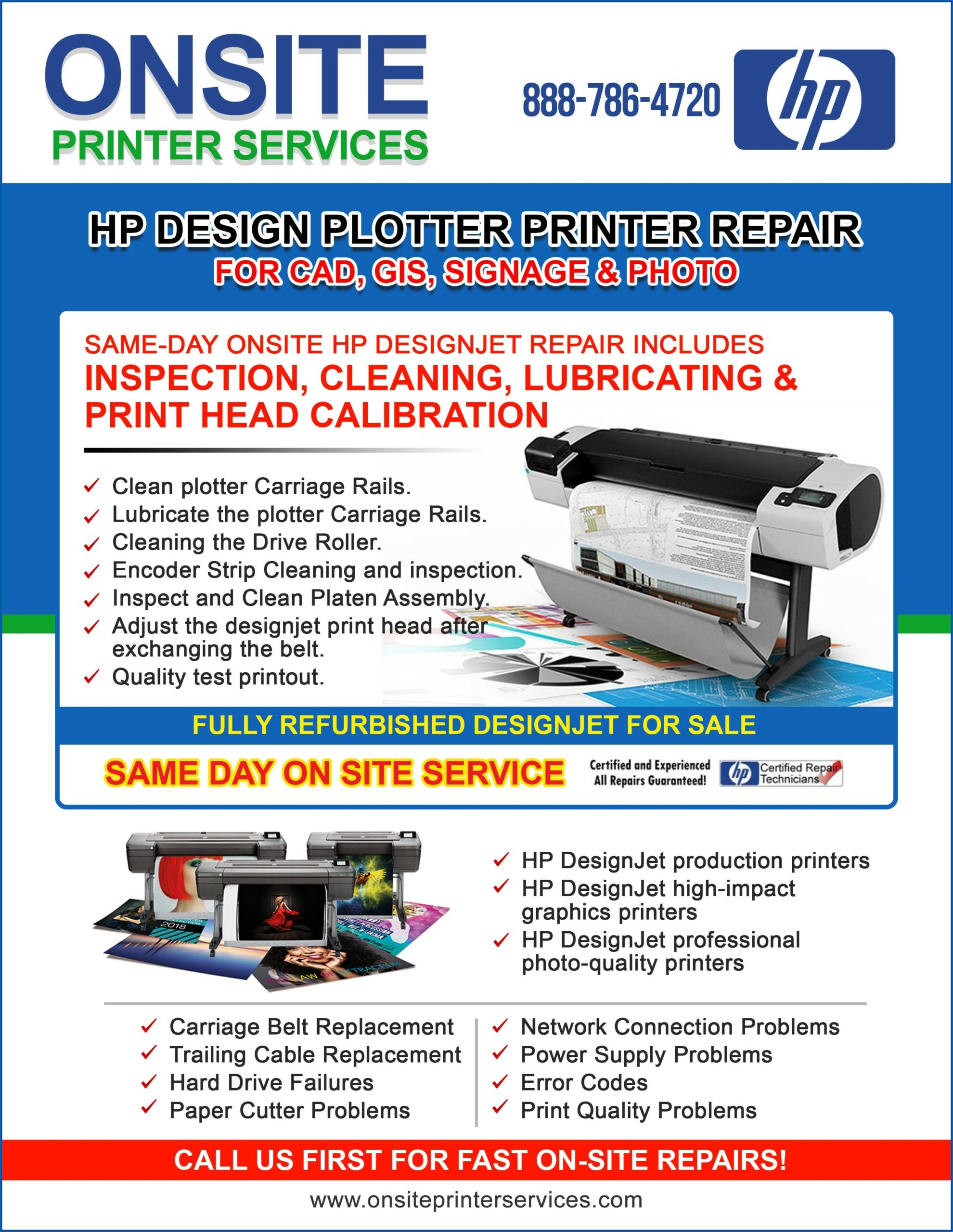 Hp Designjet T2530 Brochure