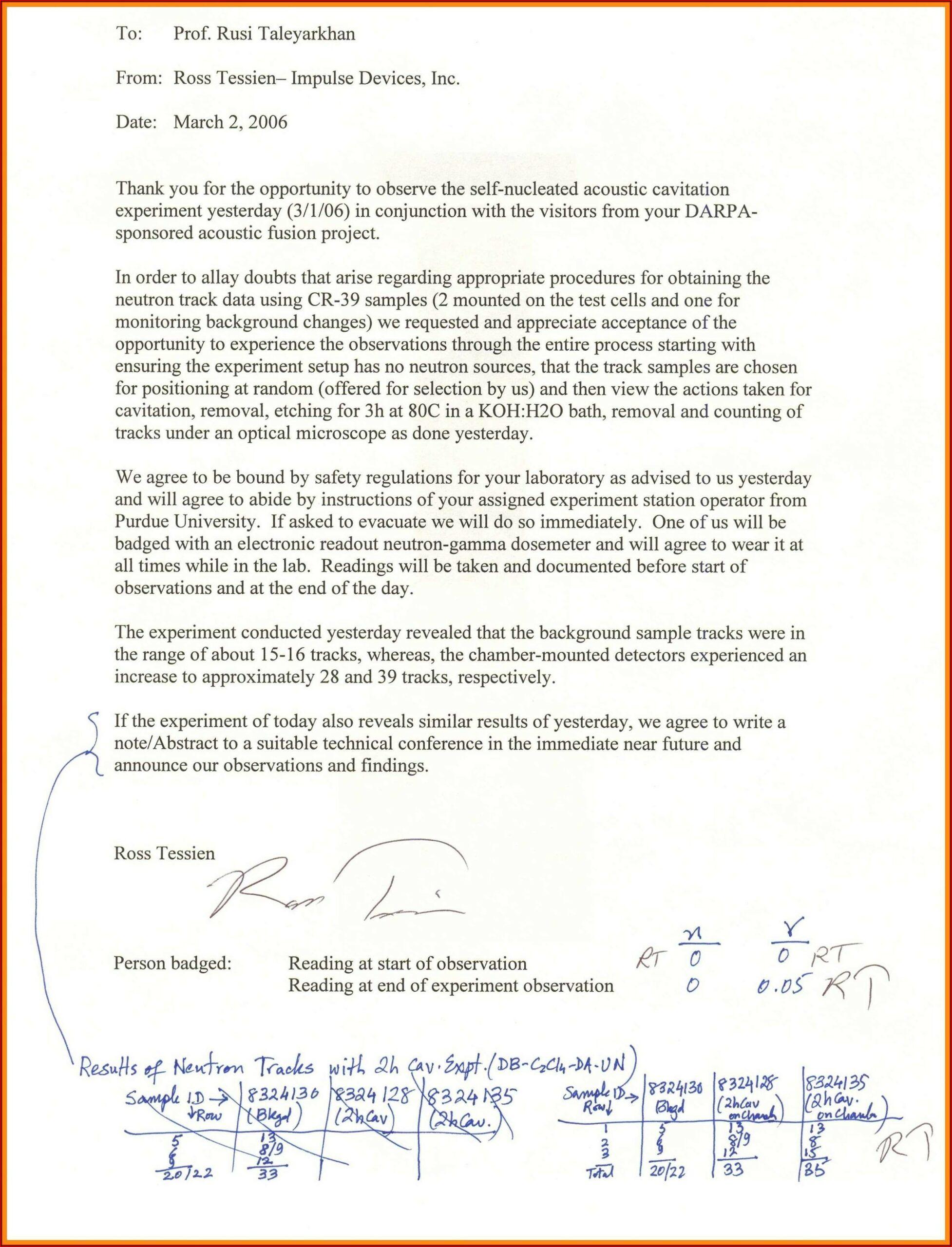 Immigration Good Faith Marriage Affidavit Letter Sample