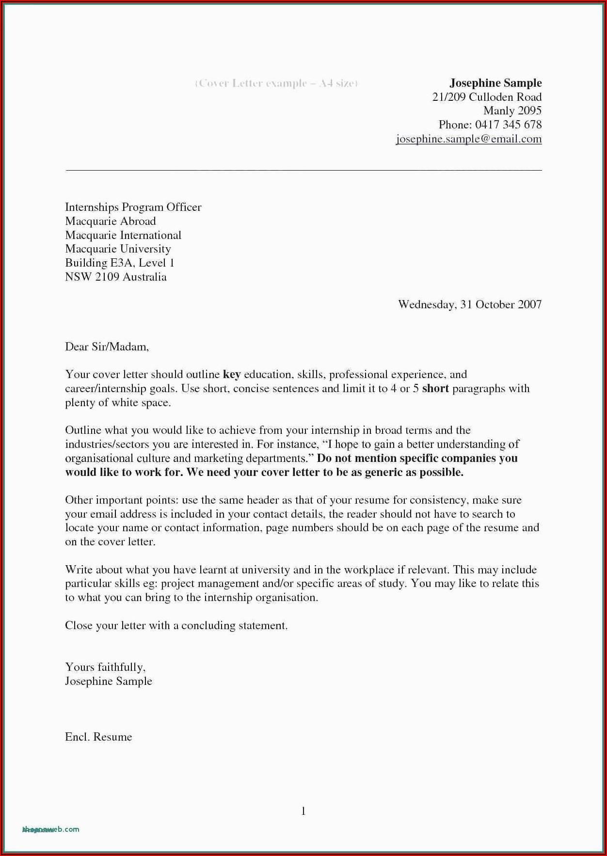 Latex Cover Letter Template Reddit