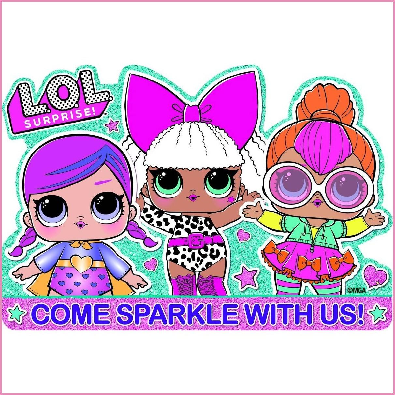 Lol Surprise Doll Online Invitations