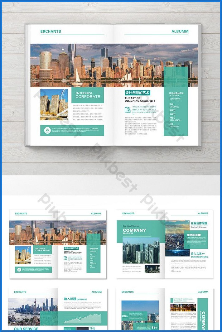 Marketing Brochure Templates Free Download