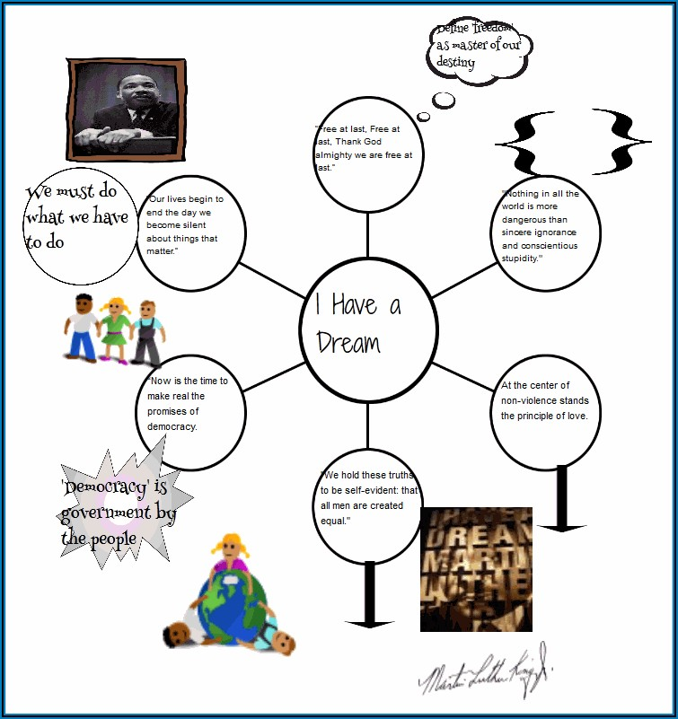 Martin Luther King Jr Lesson Plan 4th Grade