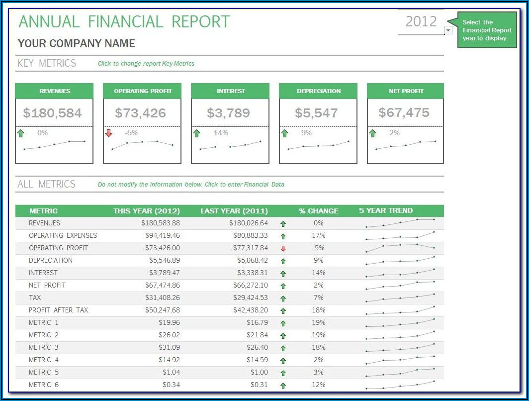 Microsoft Excel Accounting Templates Free Download