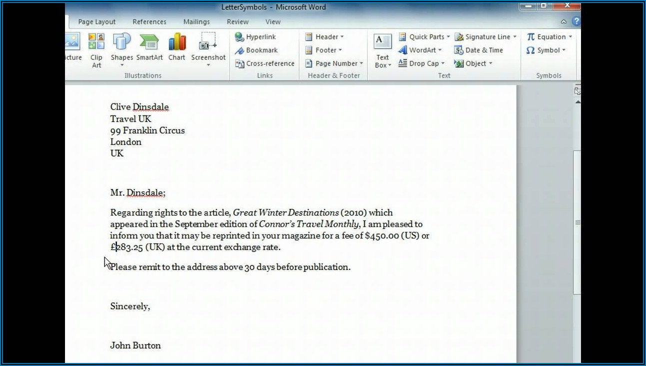 Microsoft Word Worksheets For Students
