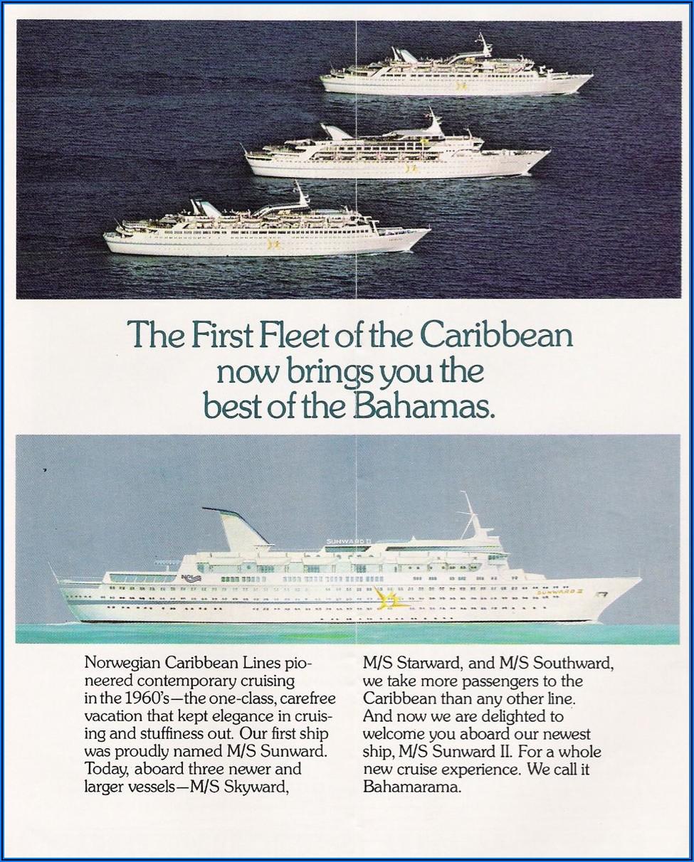 Ncl Welcome Aboard Brochure