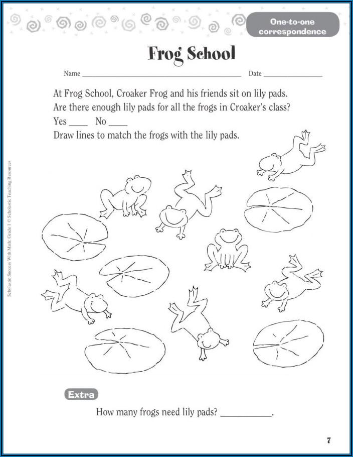 Number Words Worksheets For Kindergarten Pdf