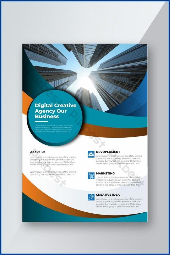 Plantillas Para Brochure Gratis Descargar Publisher