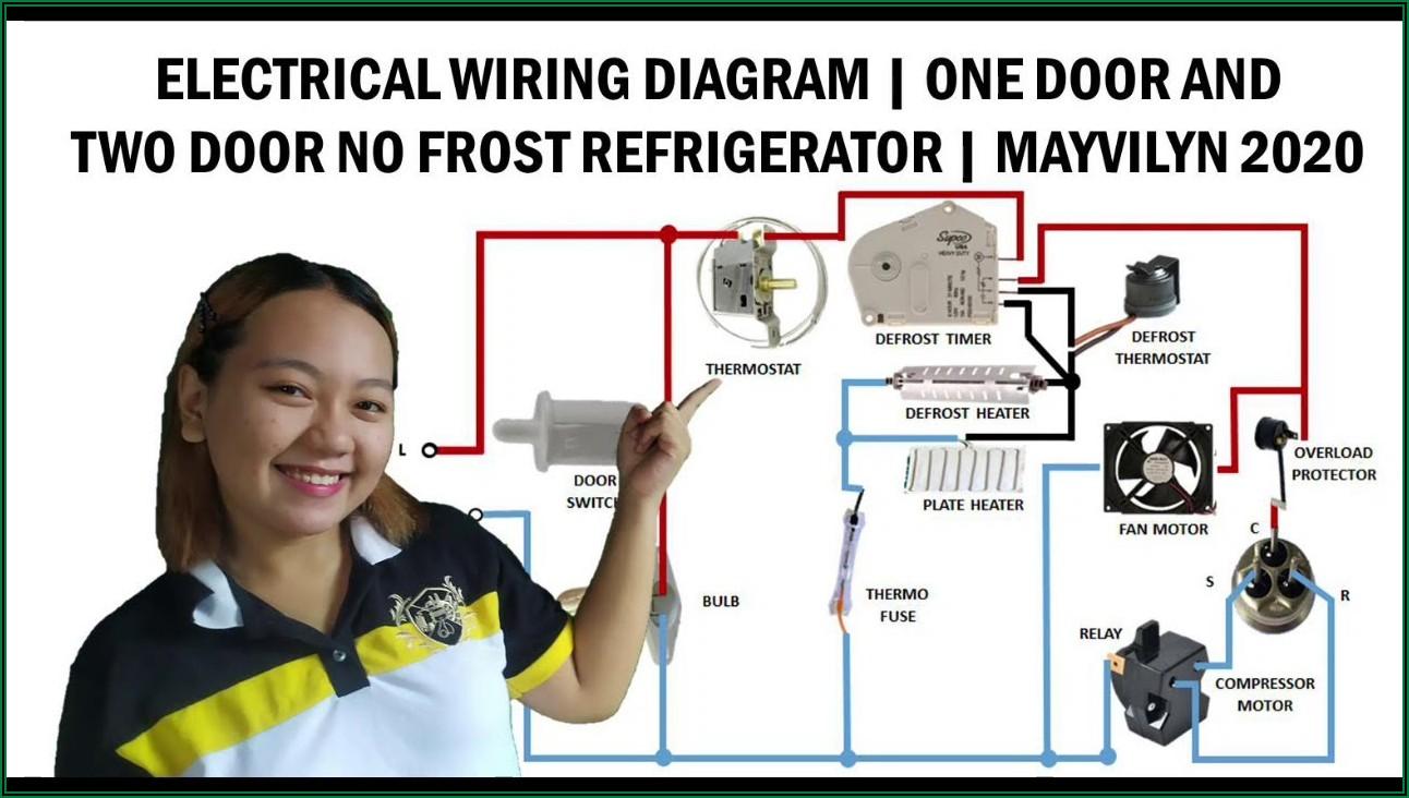 Refrigerator Inverter Compressor Wiring Diagram