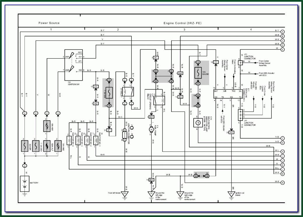 Rv Electrical Panel Wiring Diagram