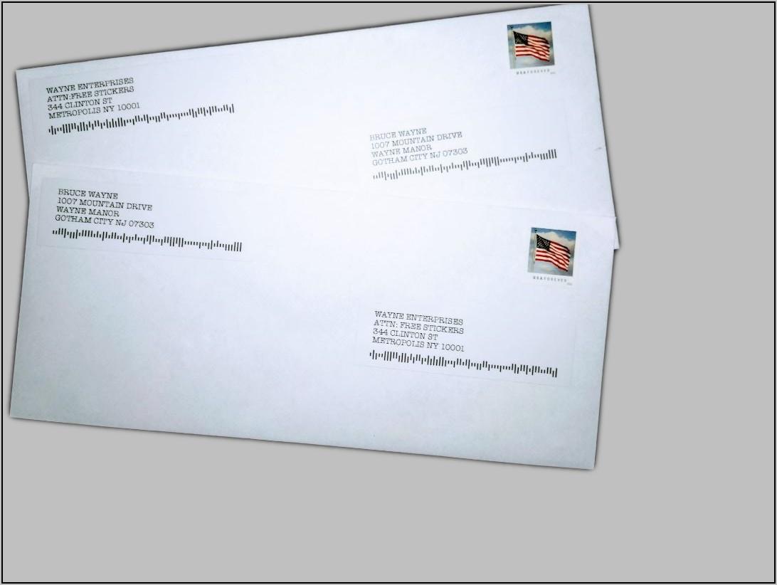 Self Addressed Stamped Envelope Meaning