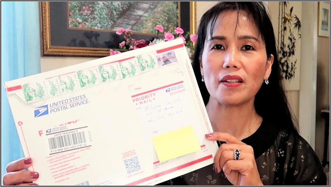 Self Addressed Stamped Envelope Usps