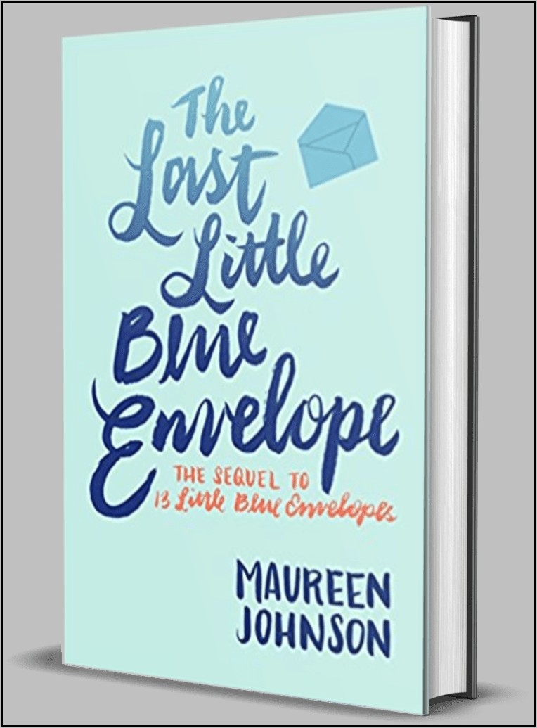 The Last Little Blue Envelope Free Pdf Download