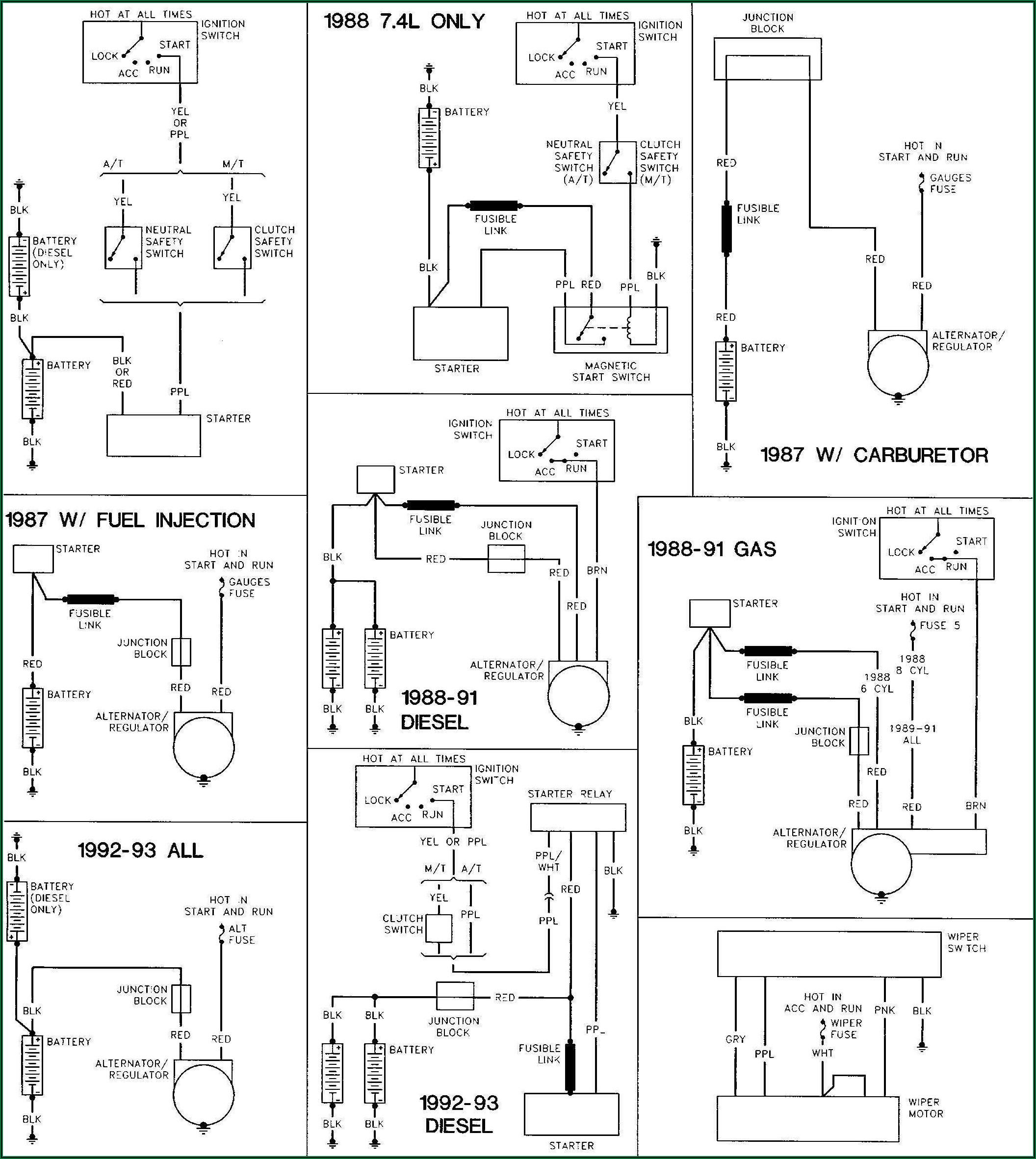Travel Trailer Electrical Wiring Diagram