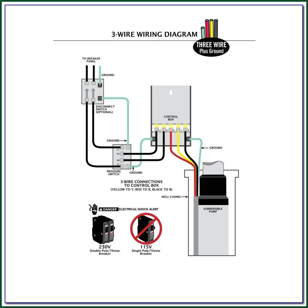 Well Pump Pressure Switch Wiring Diagram