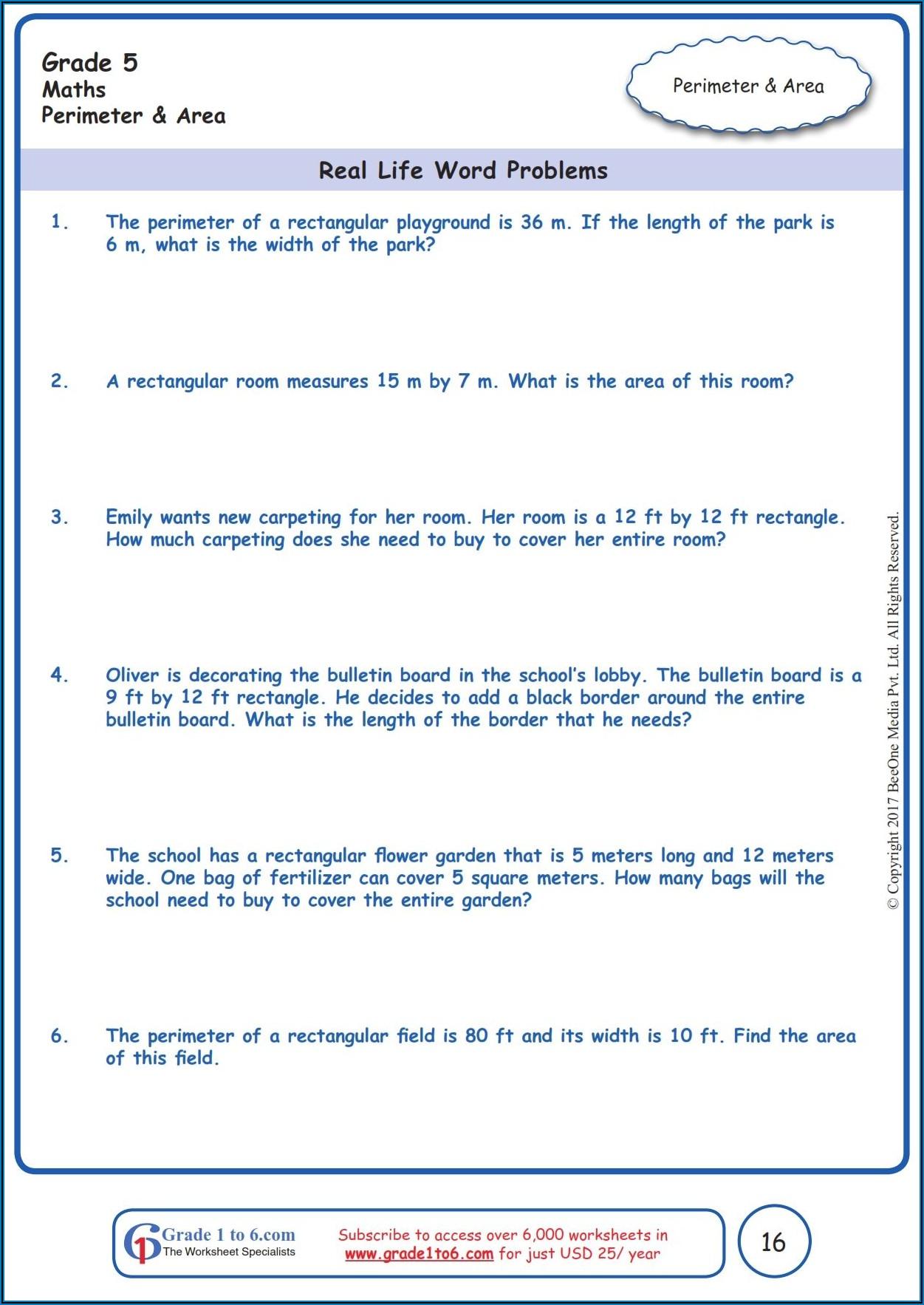 Word Problems Algebra Worksheet Pdf