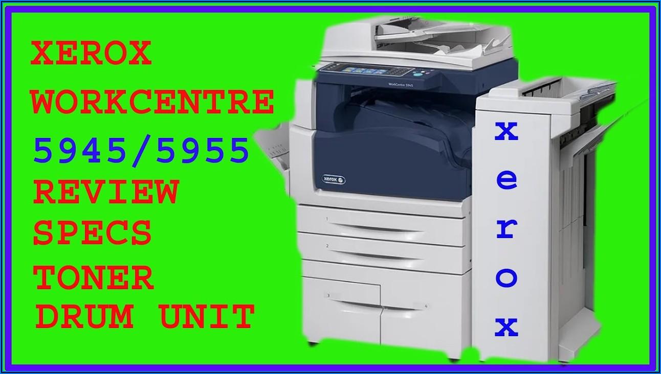 Xerox Workcentre 5945 Specs