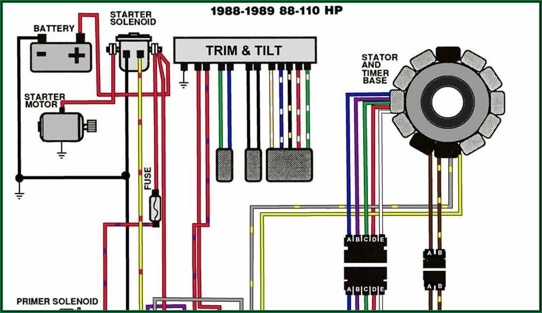 Yamaha Outboard 7 Pin Wiring Harness Diagram