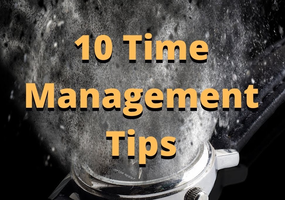10 Time Management Tips For Small Businesses