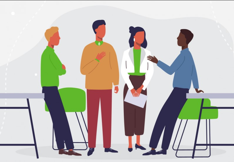 Communicate at Work – 7 Top Tips For Better Workplace Communication