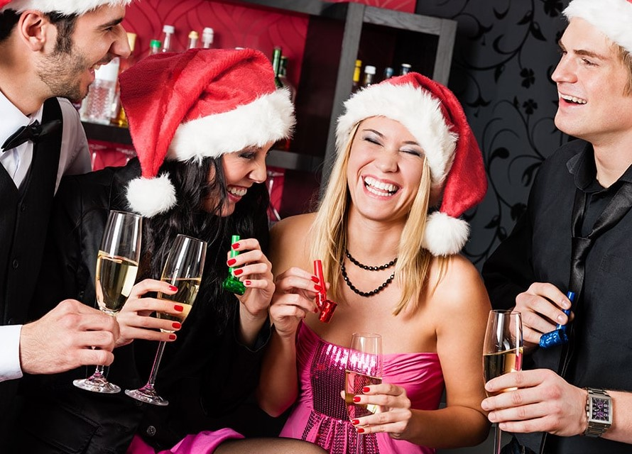 Enjoy The Office Christmas Party Follow These 10 Top Tips