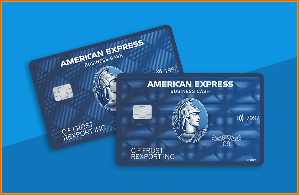 American Express Blue Business Card Fee