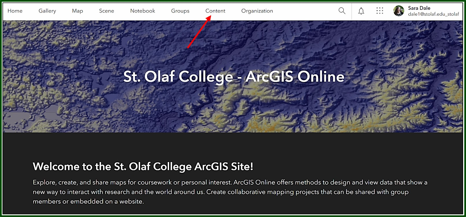 Arcgis Story Map Embed