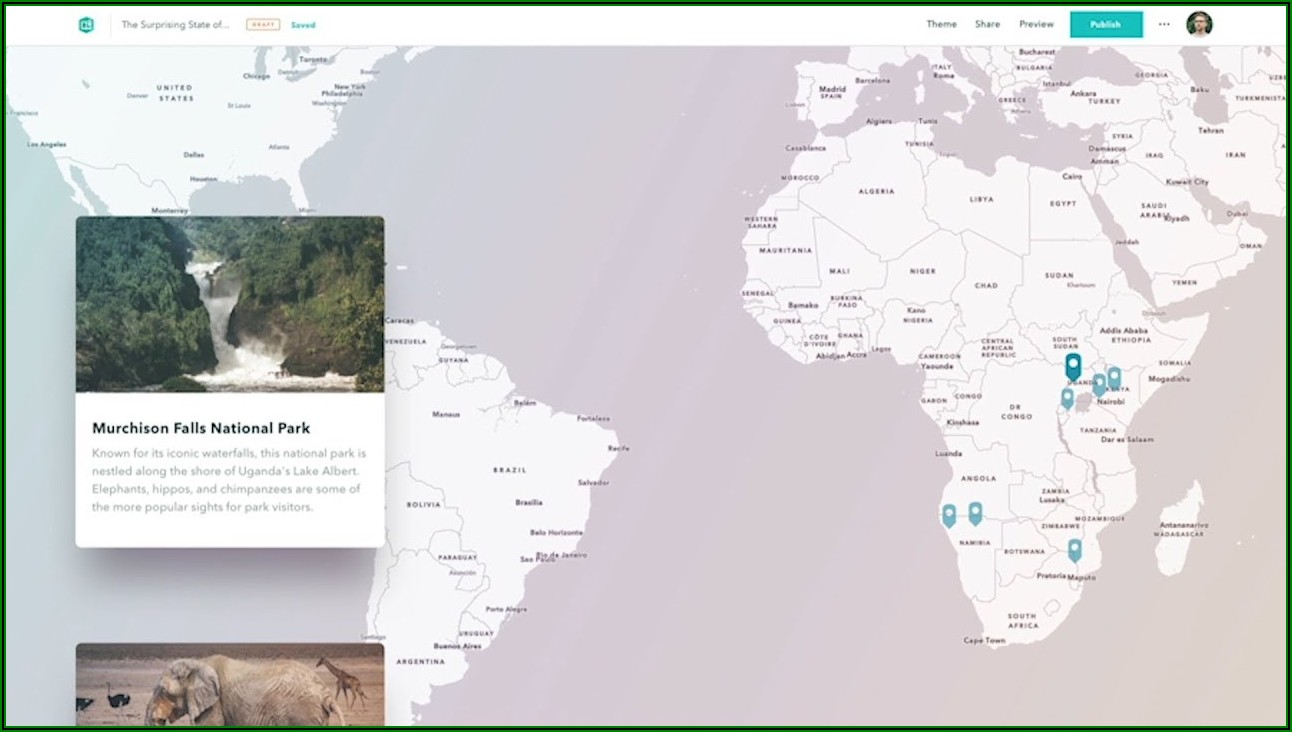Arcgis Story Maps New