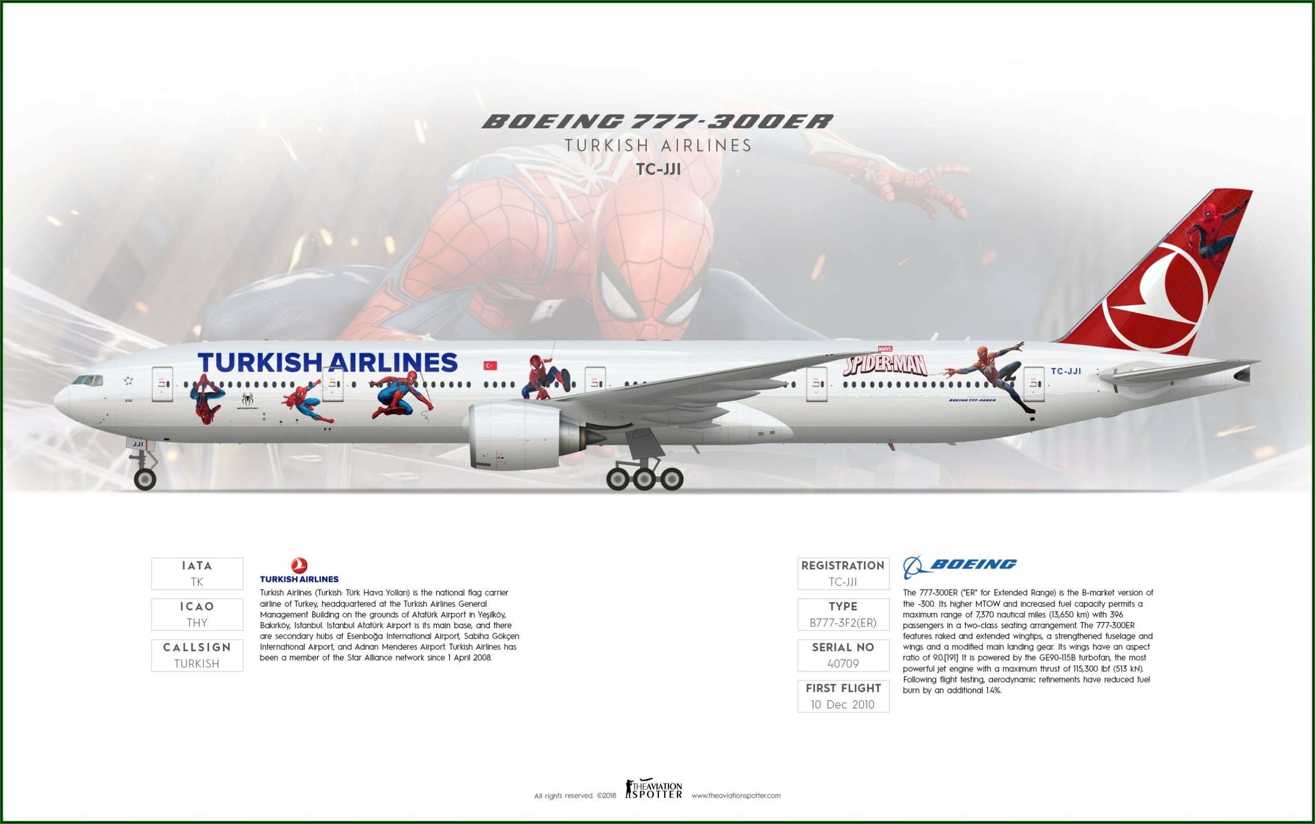 B777 300er Seat Map Turkish Airlines