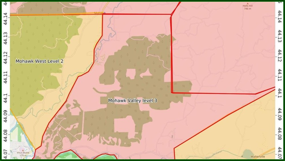 Butte County Fire Map 2020