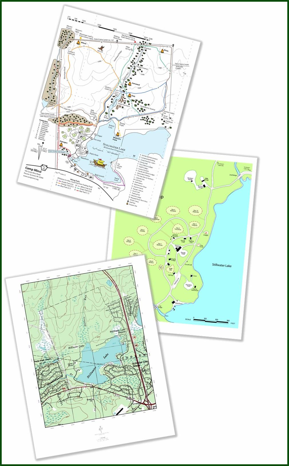 Camp Lejeune Map Pdf