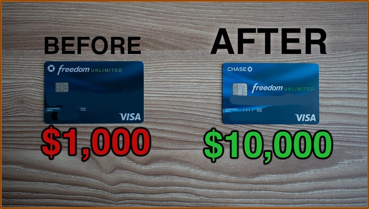 Chase Business Credit Card Limit Increase