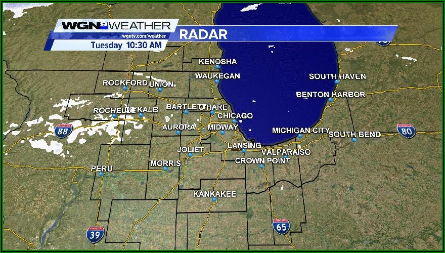 Chicago Doppler Weather Forecast