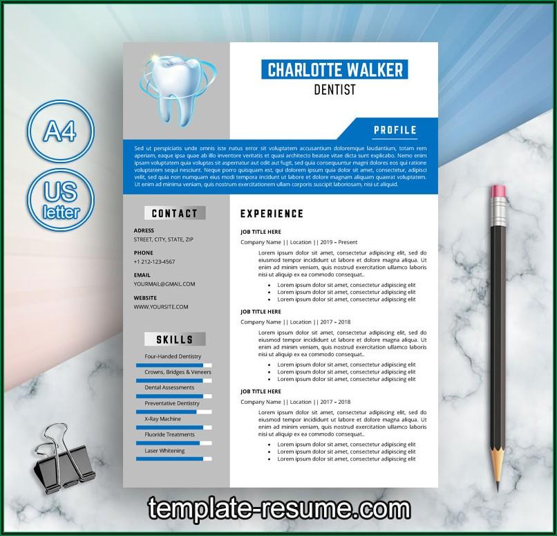 Cv Sample Word File Download