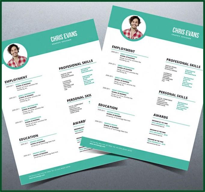 Free Printable Resume Templates 2020