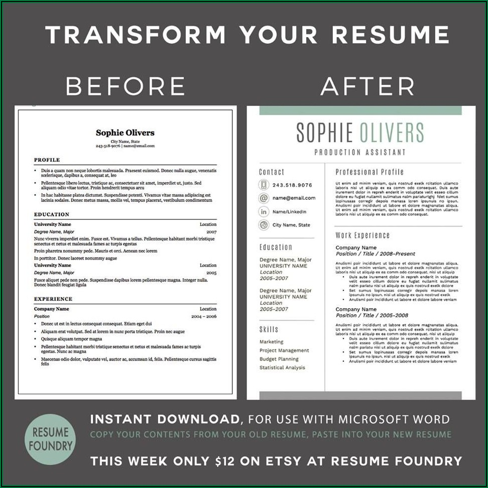 Resume Format For Job Interview Word File Download