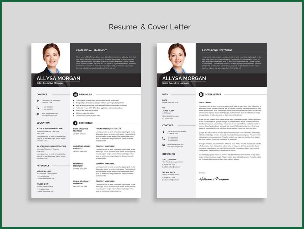 Resume Format For Job Word File Download