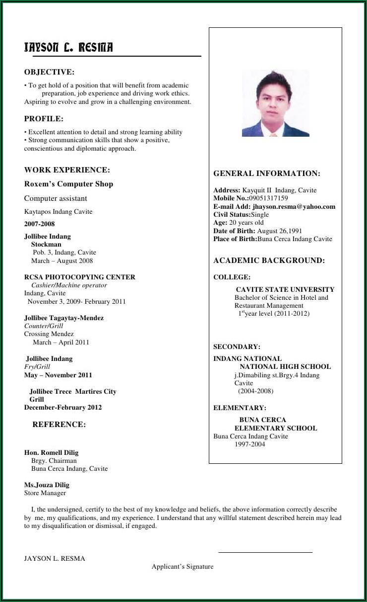 Resume Help Madison Wi