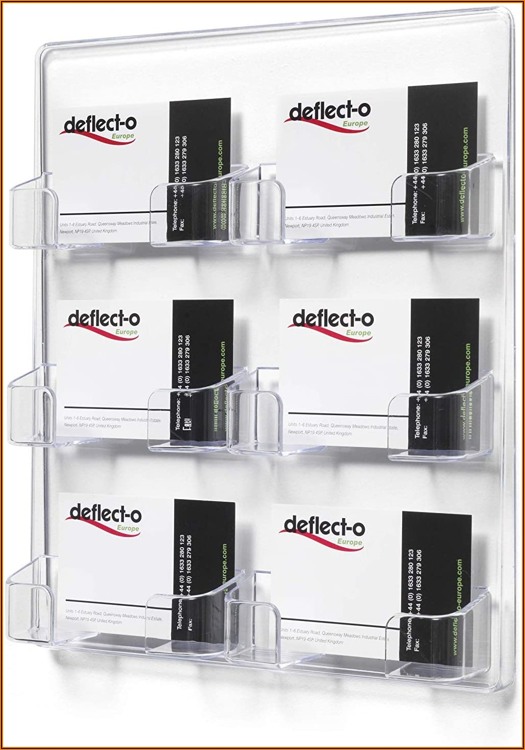 Wall Mounted Business Card Holder Uk