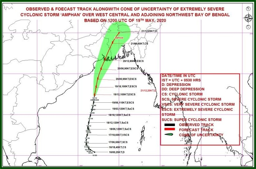 Weather Forecast Map India Live