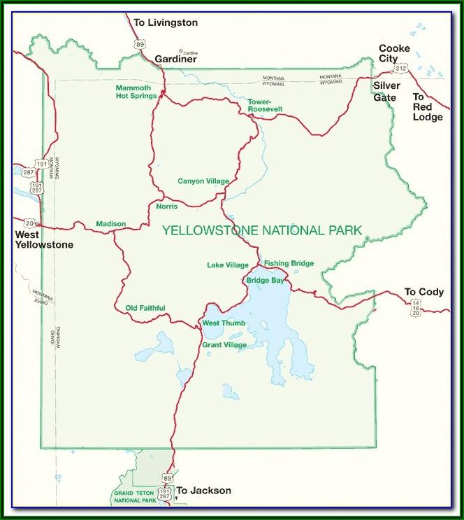 Yellowstone Supervolcano Impact Map